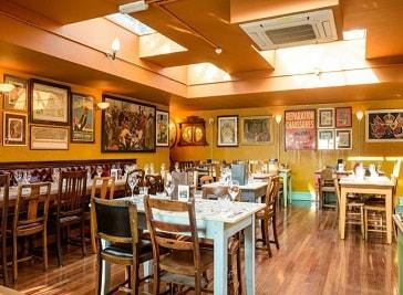 Cosy Club Restaurant