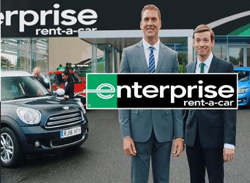Enterprise Rent-A-Car in Salisbury