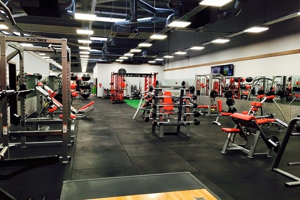 Fitness Clubs and Gyms in Salisbury