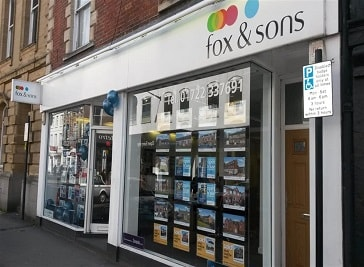 Fox and Sons Estate Agents in Salisbury