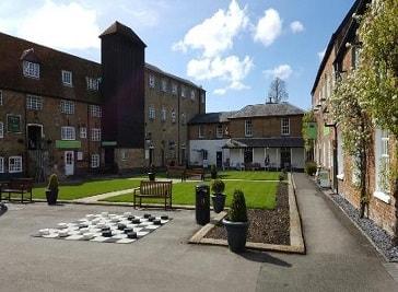 The Wilton Shopping Village in Salisbury