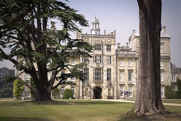 Wilton House in Salisbury