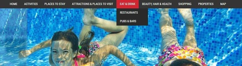 Drop Down menus Advertise with us What's on in Salisbury