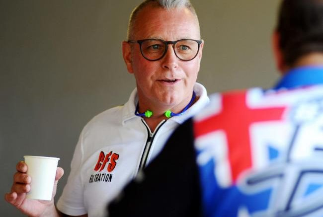 Alun Rossiter in favour of 'Rising Stars' plan for British speedway